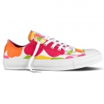 Converse Unikko Pink Orange Lime