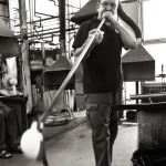 Production of Iittala Glass Birds