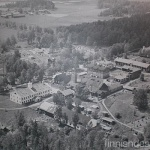 Old Photograph of Nuutajärvi